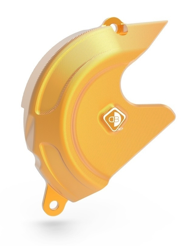 DUCABIKE ドゥカバイク その他外装関連パーツ フロントスプロケットカバー カラー:ゴールド PANIGALE