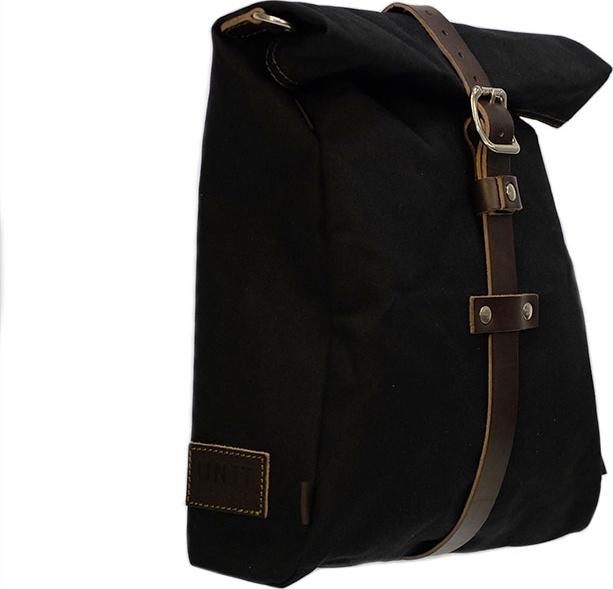 【送料0円】 UNIT GARAGE ユニットガレージ その他バッグ GOBIキャンバスバッグ カラー:ブラック/ブラウン, 紋別市 7a07c2c2
