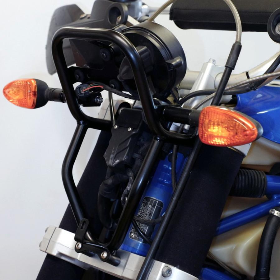 UNIT GARAGE ユニットガレージ ヘッドライトステー・ブラケット ヘッドライト フレーム HP2 ENDURO HP2 Megamoto