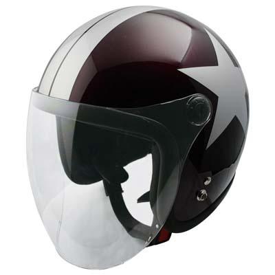 【ポイント5倍開催中!!】SPEED PIT スピードピット ジェットヘルメット TNK JL-65SR スモールJETヘルメット