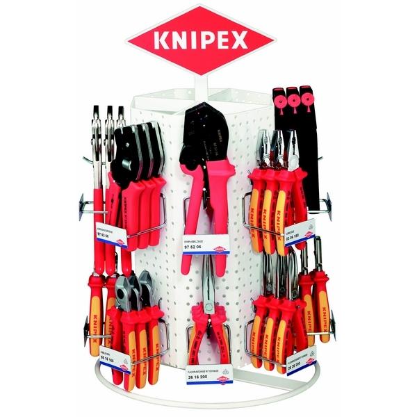 KNIPEX クニペックス 回転ディスプレイスタンド(プライヤーなし)