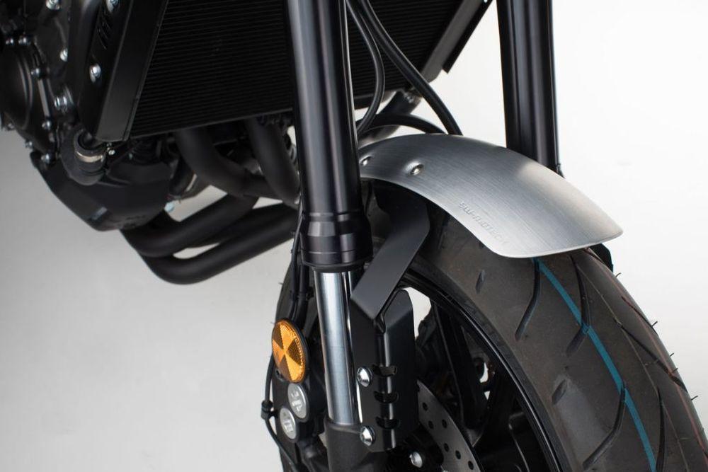 SW-MOTECH SWモテック フロントフェンダーキット カラー:シルバー MT-09 MT-09 トレーサー XSR900