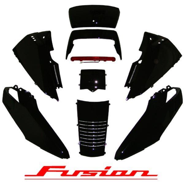 RISE CORPORATION ライズコーポレーション スクーター外装 アッパーカウルSE仕様 FUSION [フュージョン] FUSION [フュージョン] SE FUSION [フュージョン] X FUSION [フュージョン] XX