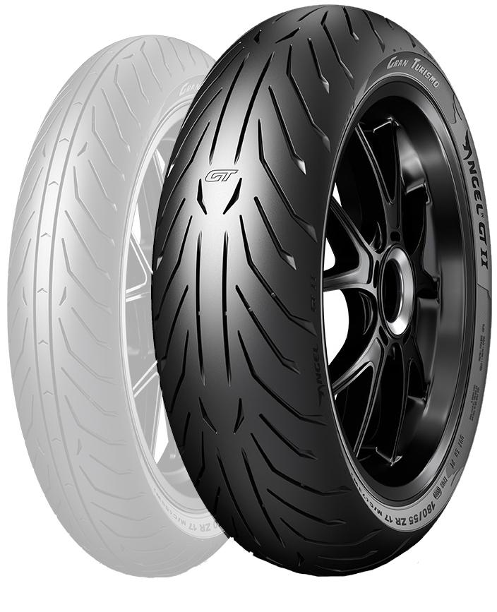 PIRELLI ピレリ ANGEL GT II【180/55 ZR 17 M/C (73W) TL】エンジェル GT II タイヤ