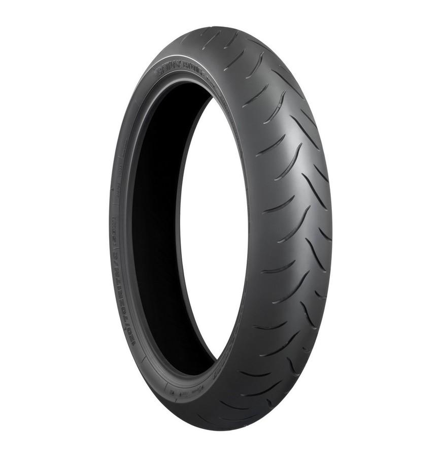 BRIDGESTONE ブリヂストン BATTLAX BT-016 PRO HYPERSPORT【120/70 ZR17(58W)】バトラックス ハイパースポーツ タイヤ