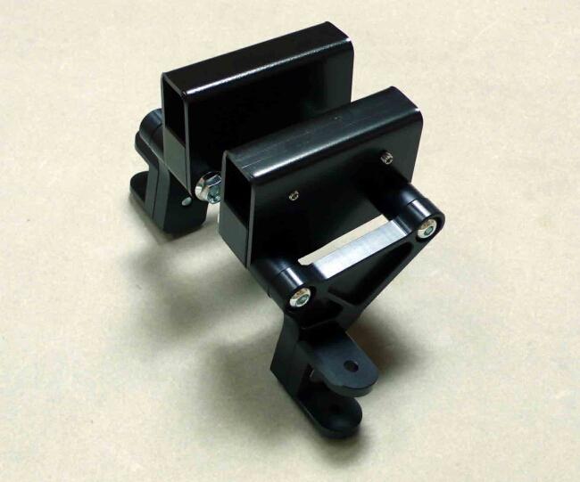 【在庫あり】WR'S ダブルアールズ タンデムステップ タンデムキット GPZ900R