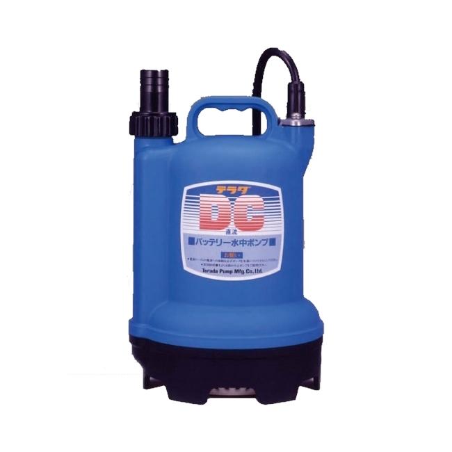 ESCO エスコ その他の工具 DC12V/25mmバッテリー用水中ポンプ