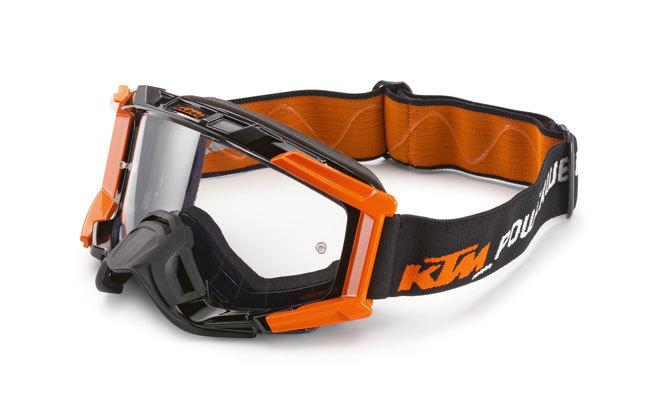 オフロードバイクウェア KTM POWER WEAR KTMパワーウェア 3PW1228100/01  KTM POWER WEAR KTMパワーウェア その他オフロード用品 LENS (レンズ) 色:クリア