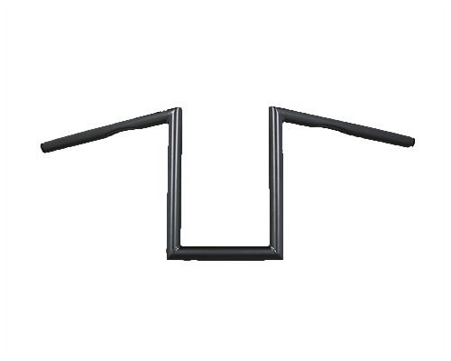 Neofactory ネオファクトリー ヘコミ有り 10インチ ナローZバーハンドル ブラック DYNAファミリー SOFTAILファミリー SPORTSTERファミリー TOURINGファミリー V-RODファミリー