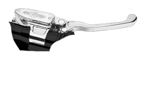 PerformanceMachine パフォーマンスマシン Contour ブレーキマスターシリンダー(ダブルキャリパー用) 仕上げ:ポリッシュ 汎用