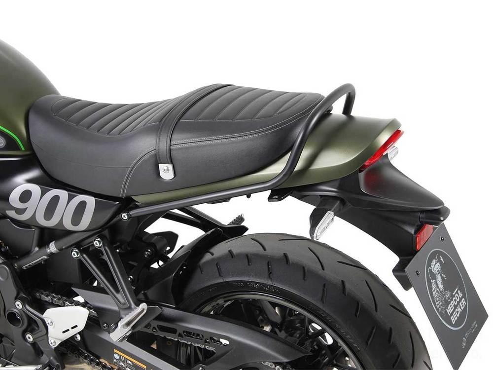 HEPCO&BECKER ヘプコ&ベッカー バックレスト・グラブバー グラブバー カラー:ブラック Z900RS Z900RS Cafe