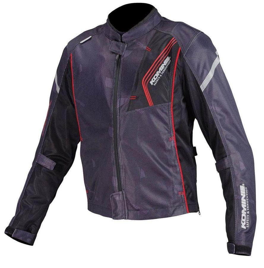 KOMINE コミネ JK-128 プロテクトフルメッシュジャケット サイズ:L