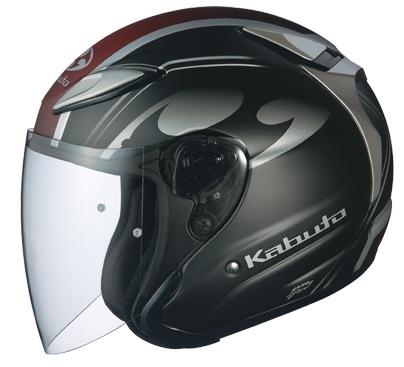 OGK KABUTO オージーケーカブト ジェットヘルメット AVAND-II CITTA [アヴァンド・2 チッタ フラットブラック] ヘルメット サイズ:S