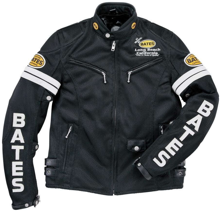 BATES ベイツ 2Way メッシュジャケット 限定モデル サイズ:M