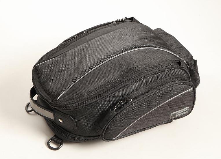 DEGNER デグナー アジャスターシートバッグ カラー:ブラック
