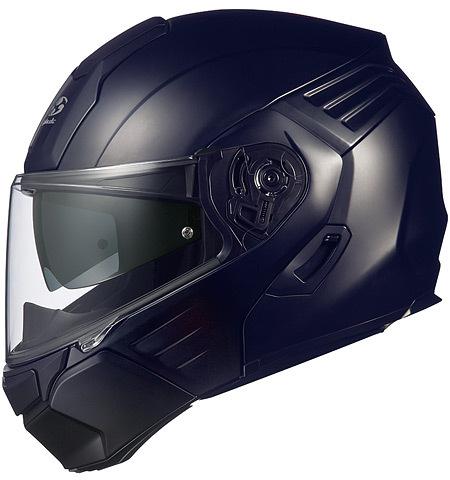 OGK KABUTO オージーケーカブト システムヘルメット KAZAMI [カザミ フラットブラック] ヘルメット サイズ:L