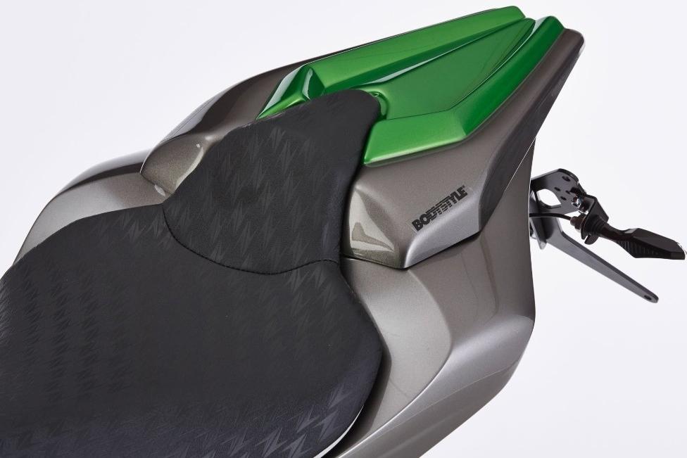 BODY STYLE ボディースタイル Sportsline シートカバー Z1000 R Edition