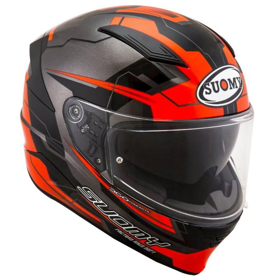 【クーポン配布中】SUOMY スオーミー SPEEDSTAR CAMSHAFT ヘルメット