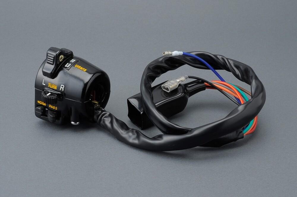 M-TEC中京 エムテック中京 ハンドルスイッチ ハンドルスイッチ Z2 (750RS/Z750FOUR) Z1 (900SUPER4)