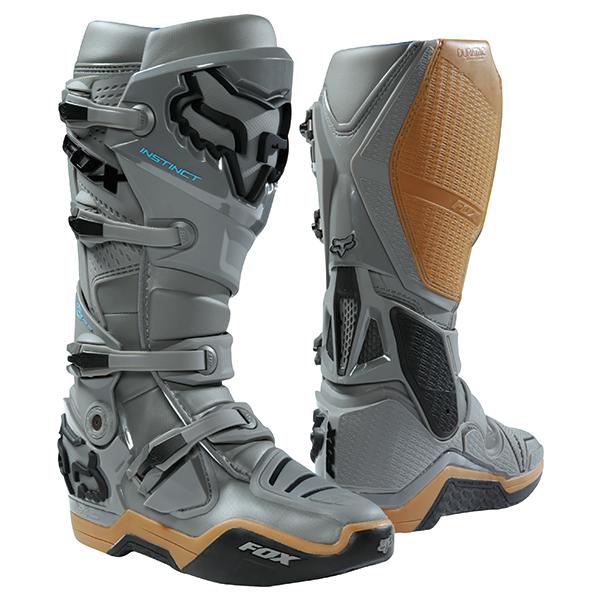 【送料無料】フットウェア FOX フォックス 17776-224-10  FOX フォックス オフロードブーツ INSTINCT BOOTS [インスティンクト ブーツ] サイズ:10 (27.0cm)