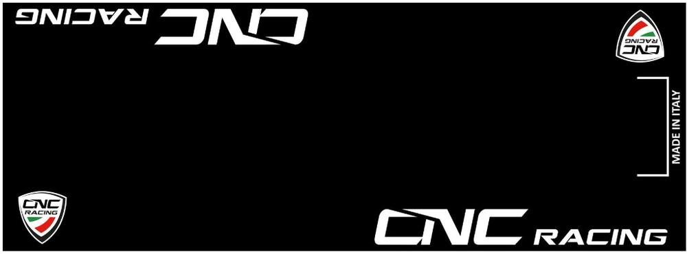 CNC Racing CNCレーシング メンテナンス小物 ガレージカーペット