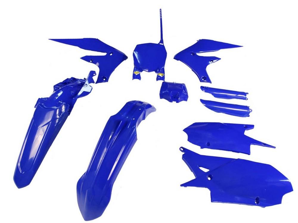 CYCRA サイクラ フルカウル・セット外装 パワーフローインテークボディキット カラー:ブルー YZ250F YZ450F