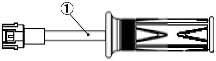 ENDURANCE エンデュランス グリップヒーター120 【グリップヒーター:補修部品】 左側