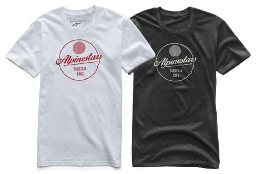 alpinestars アルパインスターズ Tシャツ DECAL TEE [デカール ティー] サイズ:M