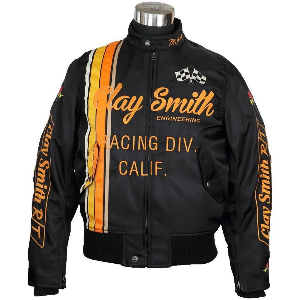 Clay Smith クレイスミス ナイロンジャケット SPPED MASSIVE ウィンタージャケット サイズ:M