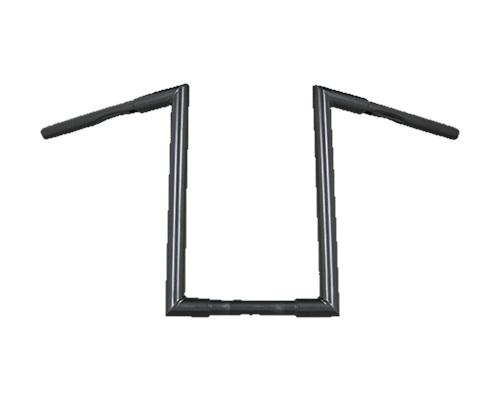 Neofactory ネオファクトリー ハンドルバー 16インチ ファットZバーハンドル TBW カラー:ブラック