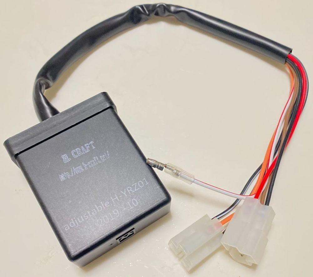 H.CraftHクラフト CDIイグナイター 正規品 アジャスタブルCDI モデル着用 注目アイテム 在庫あり RZ250 RZ350 H.Craft Hクラフト