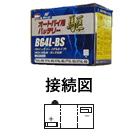 BROAD ブロード Mr.Battery 駆 6Vバッテリー CD125T 【型式】CD125T 【始動方式】キック 【適合年月】-79年5月 CM125T 【型式】CM125T 【始動方式】キック 【適合年月】-79年5月