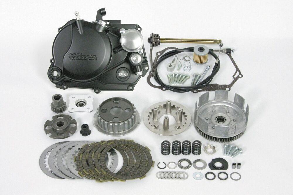 SP武川 SPタケガワ スペシャルクラッチキット(スリッパークラッチ仕様) CRF50F XR50R CRF70F XR70R