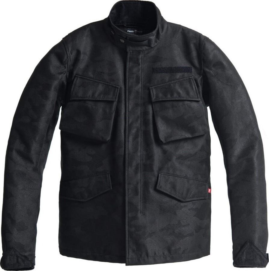 PANDO MOTO パンドモト M56 Camo Black ジャケット