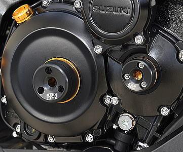 BABYFACE ベビーフェイス ガード・スライダー タイミングホールプラグ タイプ:M GSR750 GSX-1000 GSX-R1000 GSX-R600 GSX-S750 KATANA