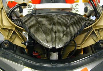 MOTO CORSE モトコルセ インストゥルメントカバー グロスフィニッシュ 848 DUCATI 1098 1198