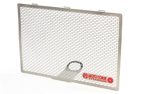 MOTO CORSE モトコルセ オイルクーラーコアガード プロテクションスクリーン MULTISTRADA 1200 [ムルティストラーダ]