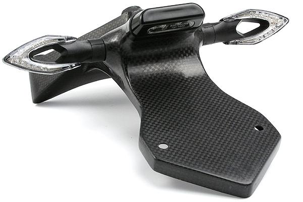 MOTO CORSE モトコルセ ナンバープレート関連 コンパクトライセンスプレートサポートキット BRUTALE 920 BRUTALE [ブルターレ] 1090 RR BRUTALE [ブルターレ] 990 R