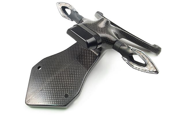 MOTO CORSE モトコルセ ナンバープレート関連 コンパクトライセンスプレートサポートキット F4-1000R F4-1000RR