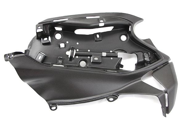 MOTO CORSE モトコルセ カーボン エレクトロニクスホルダー レフトサイド マットフィニッシュ Panigale [パニガーレ] 899Panigale [パニガーレ]