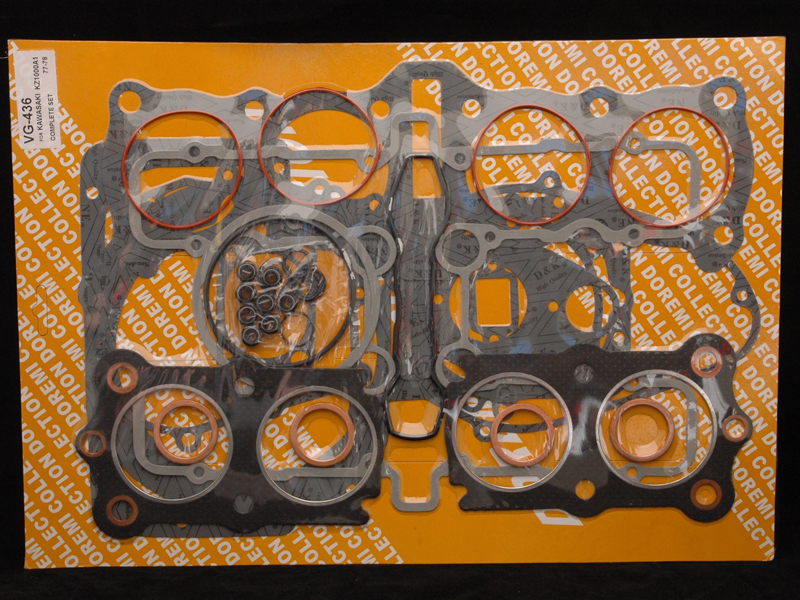 【在庫あり】DOREMI COLLECTION ドレミコレクション Z1000A1/Z1R1 ガスケットセット Z1 (900SUPER4) Z1000 Z1000 (空冷) Z1R1