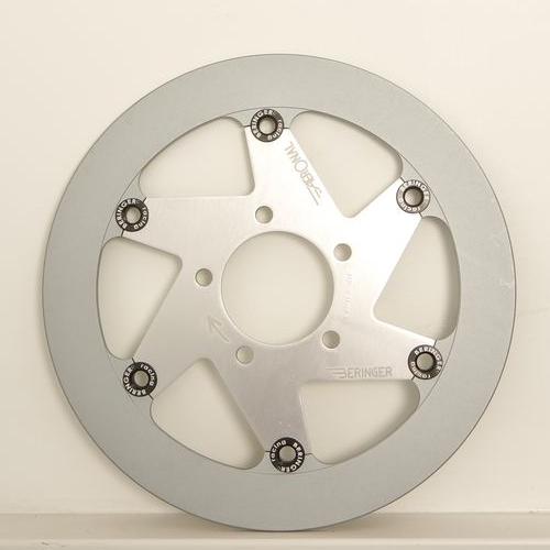 BERINGER ベルリンガー ディスクローター AERONAL DISC (エアロナルディスク) ステンレスローター カラー:シルバー ZX-6 R 03-07 ZX-6 RR 03-07