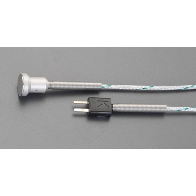 ESCO エスコ その他、計測ツール -50/+400度 表面センサー(マグネット付)