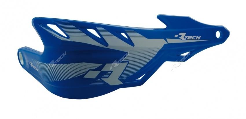 RACETECH レーステック インテグラルハンドガード ラプター【Raptor Integral Hand Guards】 COLOR: BLUE