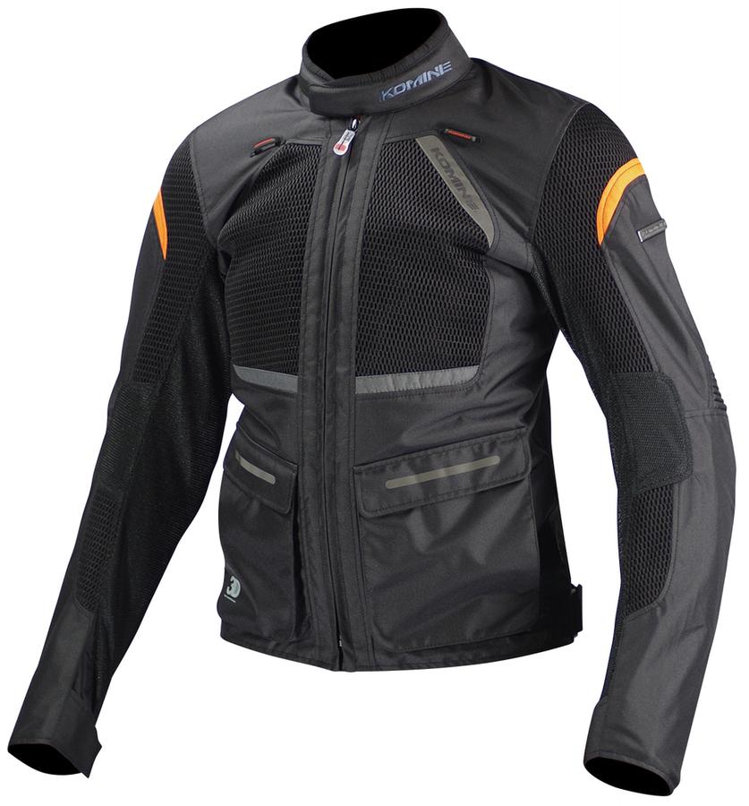 KOMINE コミネ JK-102 プロテクトツーリングメッシュジャケット サイズ:S