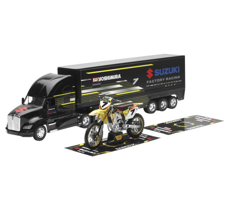 New Ray Toys ニューレイトイズ その他グッズ 1:32 スケール リグギフトセット James Stewart(ジェームズ スチュアート)【1:32 Scale Rig Gift Sets [155222]】