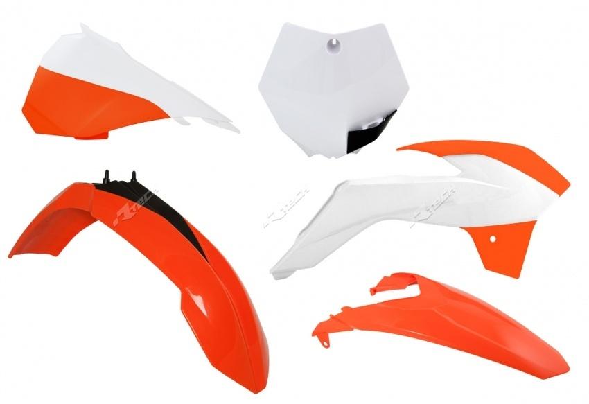 RACETECH レーステック フルカウル・セット外装 プラスチックキット 純正タイプ【Plastic Kit OEM【ヨーロッパ直輸入品】】