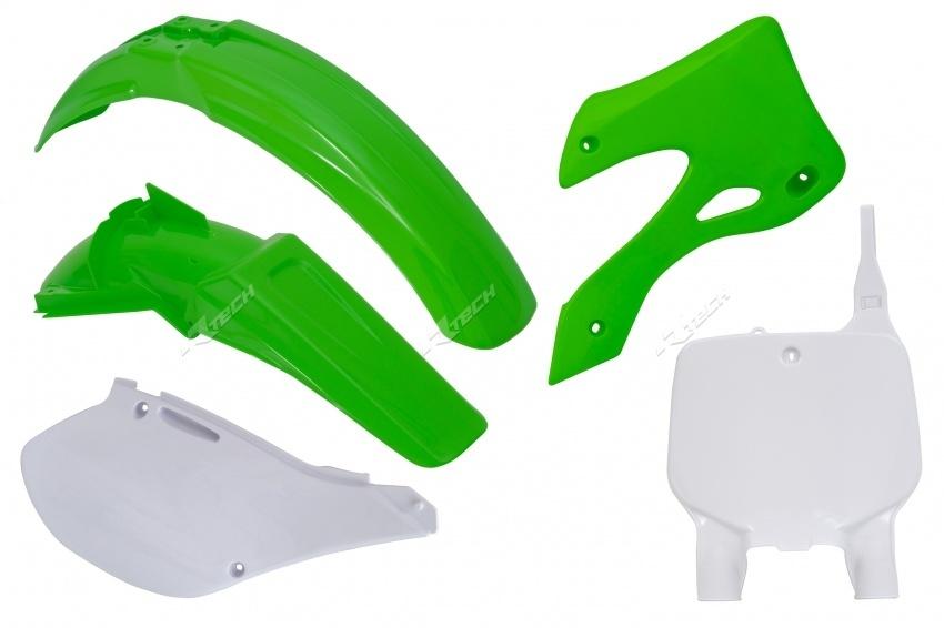 RACETECH レーステック プラスチックキット 純正タイプ 【OE Plastic Kit【ヨーロッパ直輸入品】】 KX250 (250) KX125 (125)