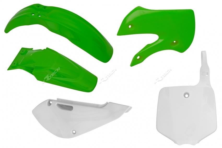 RACETECH レーステック プラスチックキット 純正タイプ 【OE Plastic Kit【ヨーロッパ直輸入品】】 KX65 (65) 01-17