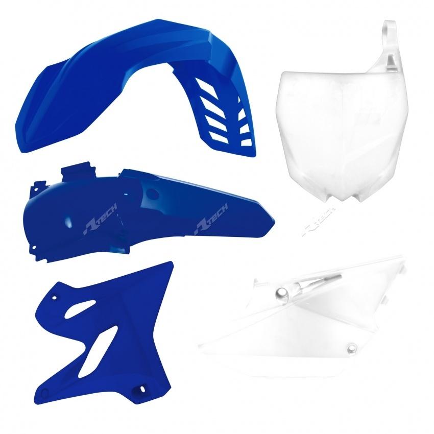 RACETECH レーステック プラスチックキット 純正タイプ【Plastic Kit OEM【ヨーロッパ直輸入品】】 YZ250 (250) 15-17 YZ125 (125)